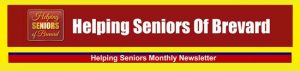 Helping Seniors of Brevard Newsletter